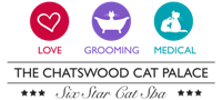 The Cat Palace Logo